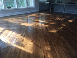 Chapel Hill Barn Wood Floor